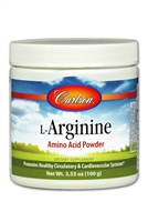 L-Arginine Amino Acid 100 Grams Powder