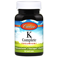 K Complete 45 Softgels