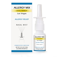 Las Vegas Allergy Mix Nasal Spray-120 Sprays