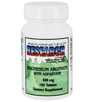 Magnesium Arginate with Aspartate-100Tablets