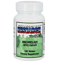 Bromelain with Papain-100 Tablets