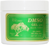 DMSO Gel with Aloe Vera-2 fl oz