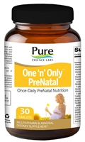 One 'n' Only Prenatal Multiple - 30 Tabs