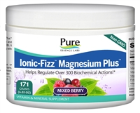 Ionic-Fizz® Magnesium Plus® 171 gm RMB By PEL
