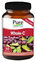 Pure Essence Labs - Whole C- 30 Tablets