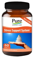 Stress 4 Way Support System - 60 Tablets