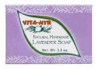 Natural Handmade Lavender Soap-3.5oz