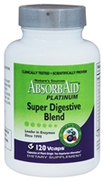 Absorbaid Platinum Super Digestive Blend 120 Capsules