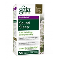 Sound Sleep-60 Capsules