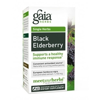 Black Elderberry-60 Capsules