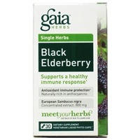 Black Elderberry-30 Capsules