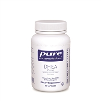 Pure Encapsulations DHEA 25 mg 60 Caps
