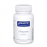 L-Theanine 200mg 120 Capsules