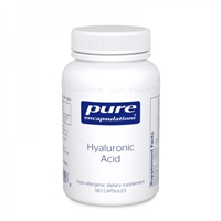 Pure Encapsulations Hyaluronic Acid 180 Caps
