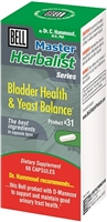 Bladder Health and Yeast Balance-60 Capsules