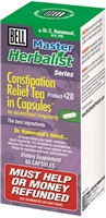 Constipation Relief Tea in Capsules-60 Capsules