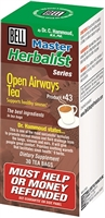 Open Airways Tea #43-30 tea bags