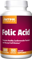 Folic Acid-100 Capsules