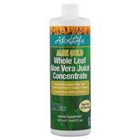 Aloe Gold-16 fl oz