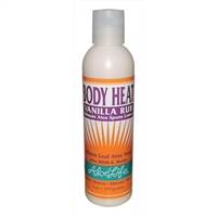 Body Heart Vanilia Rub-7 oz