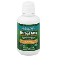 Herbal Aloe Stomach Plus Formual-16 fl oz