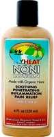 Icy Heat Noni Lotion-4 fl oz