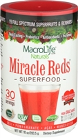 Miracle Reds Superfood-10 oz