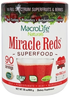 MacroLife Miracle Reds 30 oz.