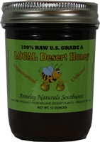 Annsley Naturals Southwest Honey-12 oz