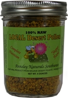 Local Desert Pollen-4 oz