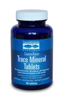 ConcenTrace Trace Mineral Tablets-90 tabs