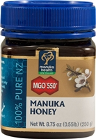 MGO 550+ Manuka Honey Blend (25+) 8.8 OZ.