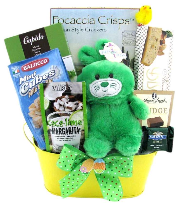 Easter bunny chocolate lovers gift basket glitter gift baskets easter gift basket negle Gallery
