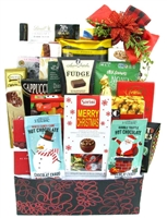 Holiday Basket of Sweets