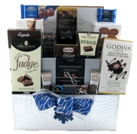 chocolate gift baskets delivered