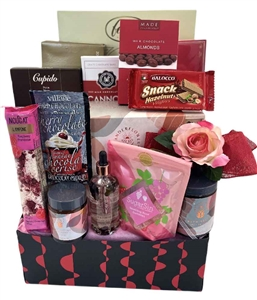 Corporate gift baskets custom quality corporate gifts chocolate baskets montreal negle Image collections