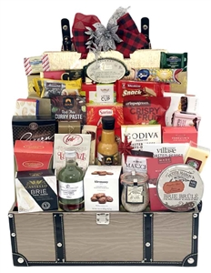 wine gift baskets canada