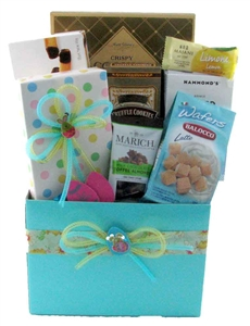 Easter gift baskets ideas glitter gift baskets easter baskets montreal negle Image collections