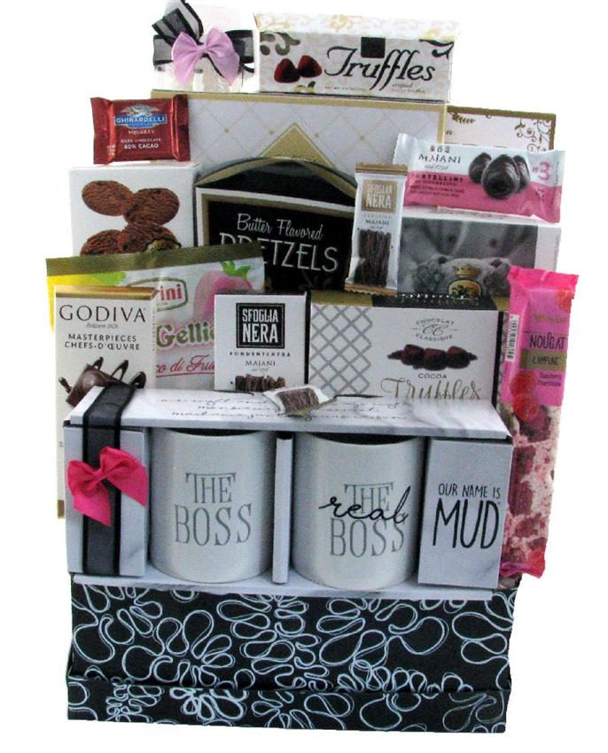 I DO!!! Wedding Keepsake gifts   Glitter Gift Baskets