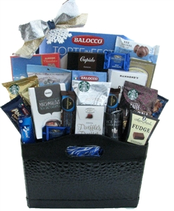 Starbucks gift baskets gifts for coffee lovers glitter gifts starbucks gift baskets coffee gift basket montreal negle Image collections