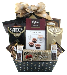 Coffee Delight 1401 Coffee Gift Basket