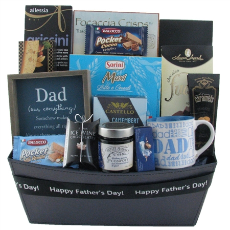 Dad (Our Everything) Gift Baskettoronto