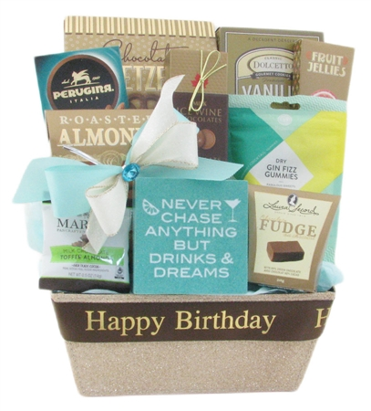 birthday gift baskets Montreal