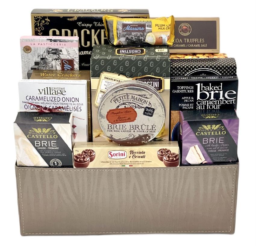 sc 1 st  Glitter Gift Baskets & Gourmet Brie Baker Deluxe | Glitter Gift Baskets