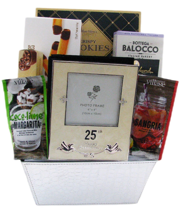 Wedding Gift Baskets And Anniversary Delivered Across Canada