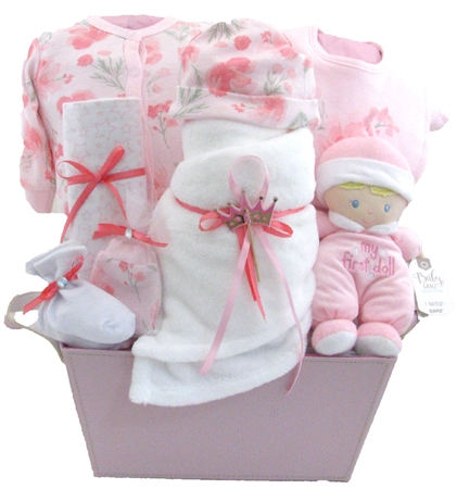 baby gift basket Vancouver