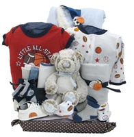 baby boy sports basket 2077