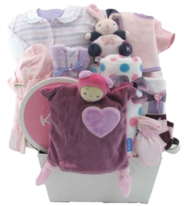 Baby gift baskets pesonalized gifts glitter gift baskets kaloo baby gift negle Image collections