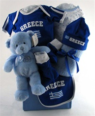 baby baskets team Greece
