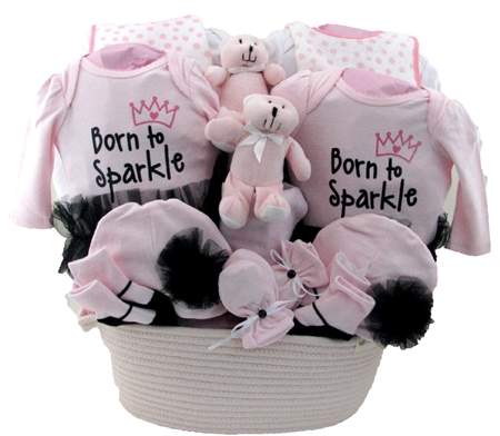 twins baby gift